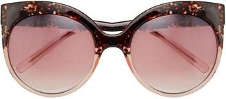 Vince Camuto Gradient-lens Cat-eye Sunglasses