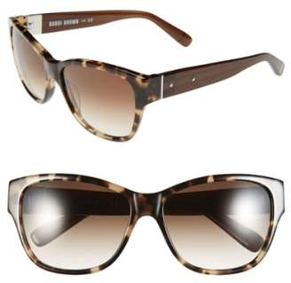 Bobbi Brown 'The Veronika' 57mm Sunglasses