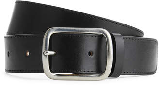 Arket Flat Leather Belt