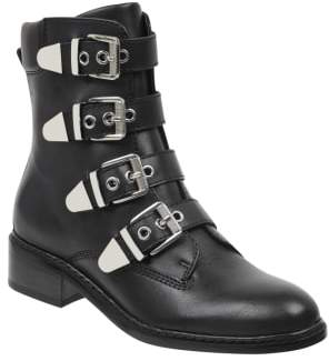 Marc Fisher Diante Buckle Bootie