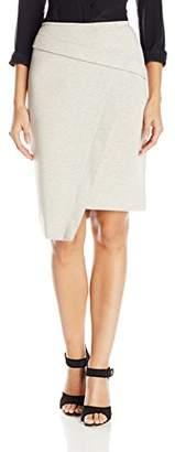 Jones New York Women's Double Knit Skirt $8.77 thestylecure.com