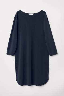 H&M Jersey Dress - Blue