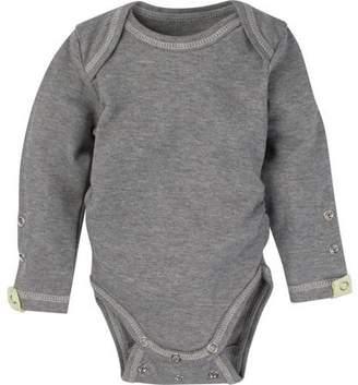Miraclewear Newborn Baby Girl and Boy Unisex Snap'N Grow Adjustable Long Sleeve Body Suit
