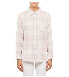 Rails Charli Linen Verona Plaid Shirt