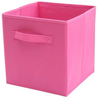 M.way Simple Non-woven Fabric Folding Storage Box Clothing Organizer Closet Organizer Home Polyester