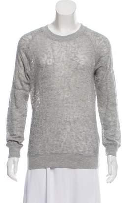 IRO Long Sleeve Knit Top