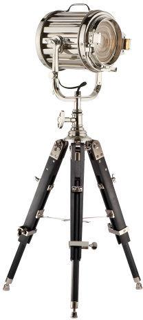 Ralph Lauren Montauk Searchlight Table Lamp
