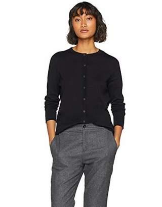 BOSS Women's Issayana Cardigan, (Black 001), X-Small