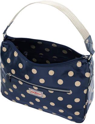 Cath Kidston Button Spot Curve Shoulder Bag