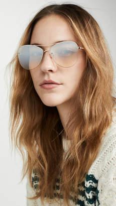 198ed8379f Le Specs Gold Women s Fashion - ShopStyle