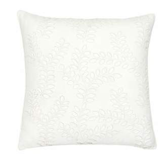 Sanderson Wisteria Falls Indoor Cotton Blend Throw Pillow