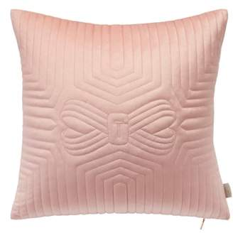 Ted Baker Quilted Velvet Accent Pillow