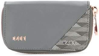 K/A/R/T zipped purse