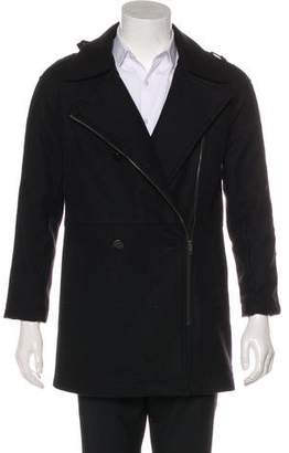 Surface to Air Wool & Cashmere Coat