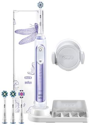 Oral-B Genius 9000 Limited Edition Collection in Orchid Purple