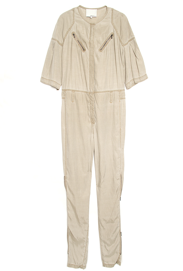 3.1 Phillip Lim Front Zip Jumpsuit