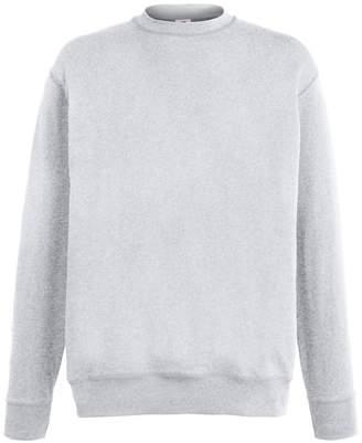 Fruit of the Loom Mens Lightweight Set-In Sweatshirt (2XL)
