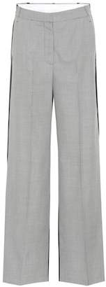 Stella McCartney Reine wool wide-leg pants