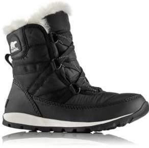 Sorel Faux Fur Whitney Short Boots