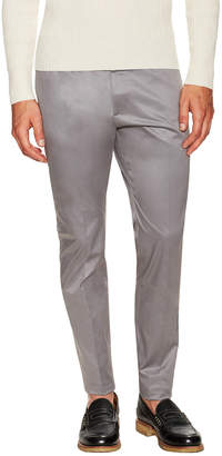 DSQUARED2 Solid Twill Flat Front Chino