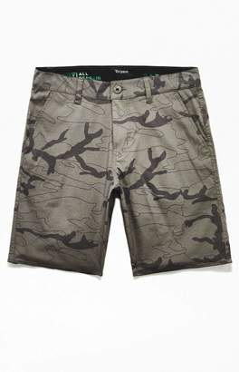 Brixton Charcoal Toil II All Terrain Shorts