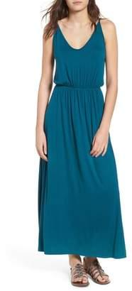 BP V-Neck Maxi Dress