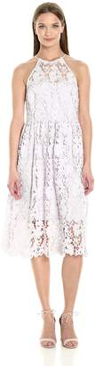 Donna Morgan Women's Chemical Lace Dress