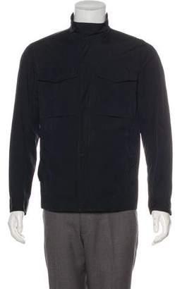 Theory Yost Woven Jacket