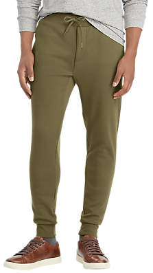Ralph Lauren Polo Jersey Jogger Trousers, Defender Green