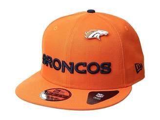 New Era Denver Broncos Pinned Snap