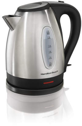 Hamilton Beach 1.8-qt. Stainless Steel Electric Kettle