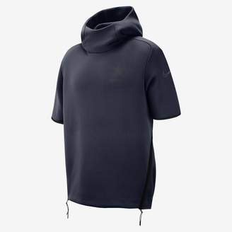 Nike Sideline (NFL Cowboys) Men's Short Sleeve Hoodie