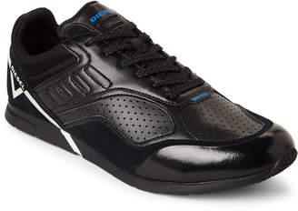 Diesel Black V-Diction Glory Low-Top Sneakers
