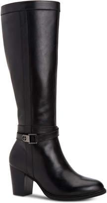 Giani Bernini Rozario Memory-Foam Wide-Calf Dress Boots