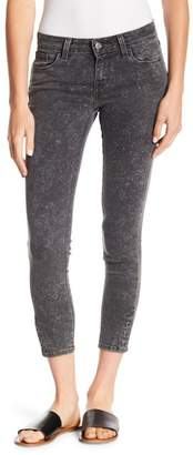 Levi's 535 Snap Super Skinny Ankle Jeans