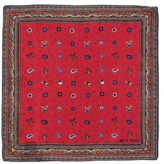 Etro Square scarf
