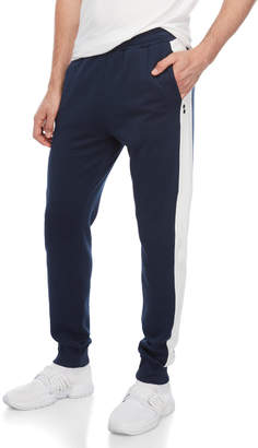 Ron Dorff Stripe Side Fleece Lounge Pants