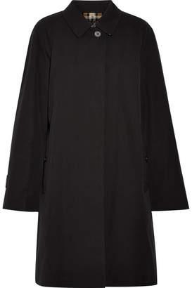 Burberry The Camden Cotton-gabardine Trench Coat