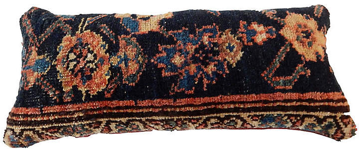 Antique Lumbar Malayer Pillow