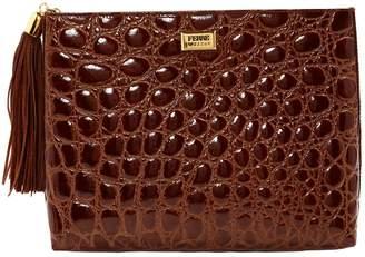 Gianfranco Ferre Leather clutch bag