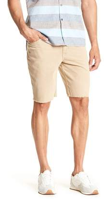 Michael Bastian Stretch Fit Corduroy Cutoff Shorts