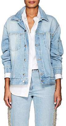 Helmut Lang Women's Fringed Denim Jacket