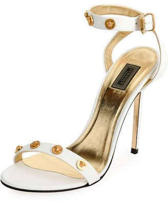 Versace Tribute Strappy Studded Sandal