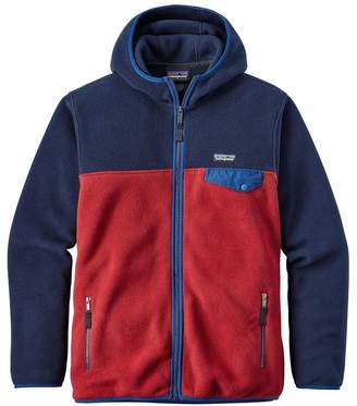 Patagonia Men's Lightweight Synchilla® Snap-T® Fleece Hoody