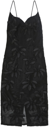 Marmont Floral Embroidered Dress