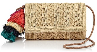 mar Y sol Anabel Straw Crossbody $115 thestylecure.com
