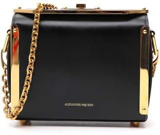 Alexander McQueen Chain Strap Box Bag