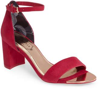 108c72b254a Ted Baker Ankle Strap Women s Sandals - ShopStyle