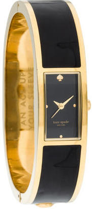 Kate Spade New York An Ace Up Your Sleeve Watch $95 thestylecure.com