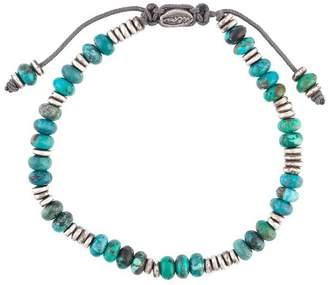 M. Cohen 'Templar Disc & Stacked Gems' bracelet